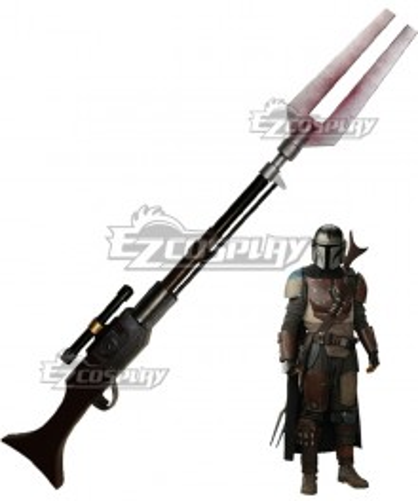 Star Wars Mandalorian Gun Cosplay Weapon Prop