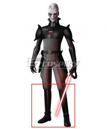 Star Wars Rebels The Grand Inquisitor Brown Shoes Cosplay Boots
