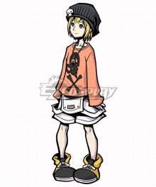 The World Ends with You: Final Remix Raimu Bito Rhyme Cosplay Costume