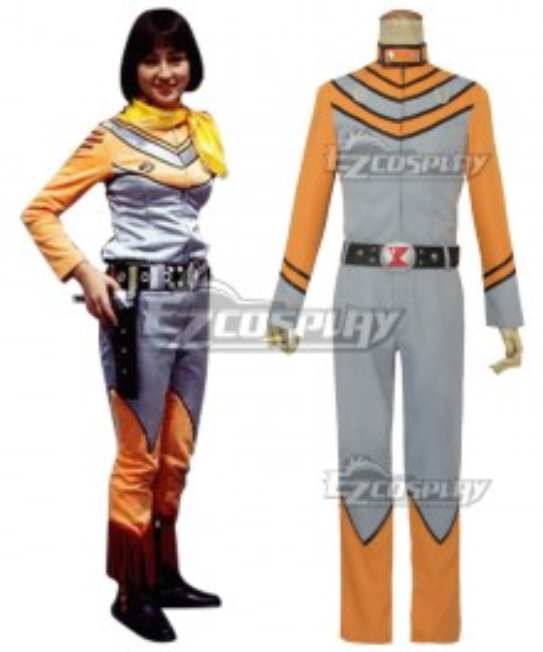 Ultraman Ace Hokuto Seiji Minami Yuko Cosplay Costume