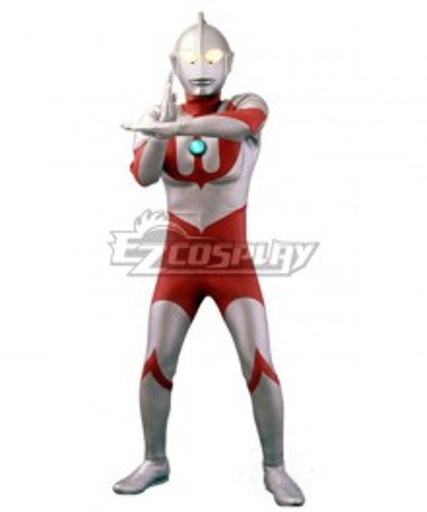 Ultraman Cosplay Costume