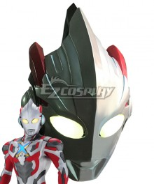 Ultraman X Mask Cosplay Accessory Prop