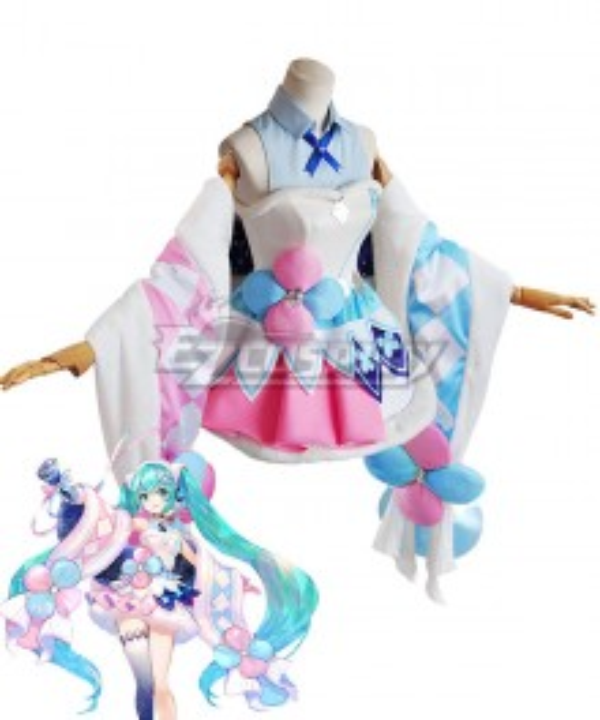Vocaloid Hatsune Miku Shaohua Cosplay Costume