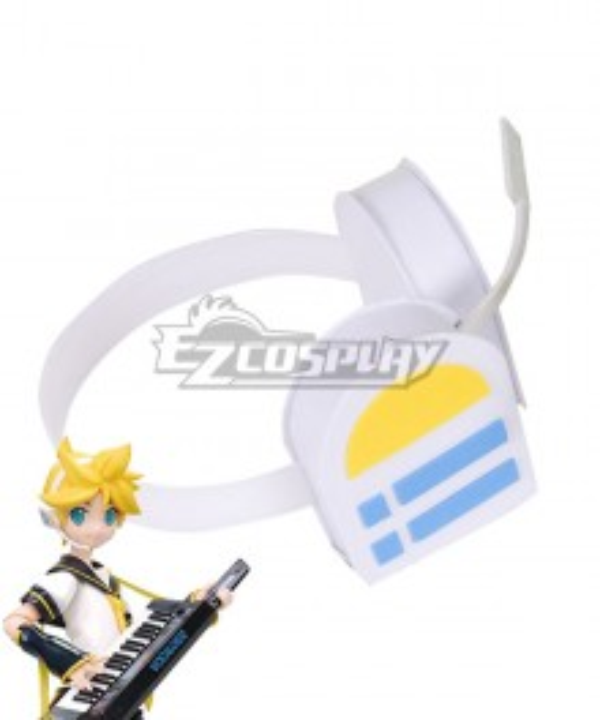Vocaloid Kagamine Len Kagamine Rin Headset Cosplay Accessory Prop