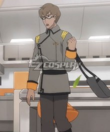 Voltron: Legendary Defender Adam Cosplay Costume