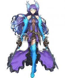 Xenoblade Chronicles 2 Brighid Cosplay Costume