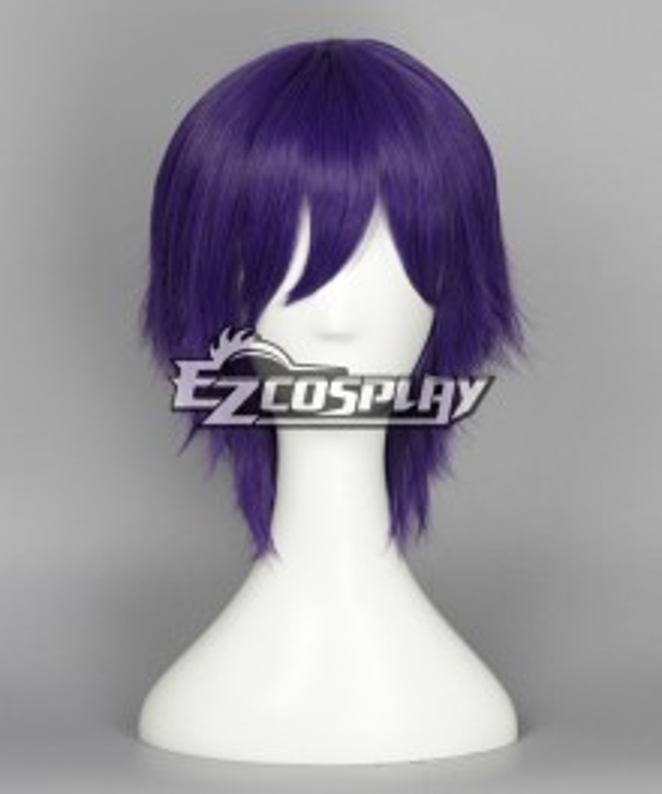 LoveLive! Genderswapped Nozomi Tojo Cosplay Wig - 348AX