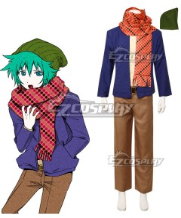 Your Turn to Die Shin Tsukimi Cosplay Costume
