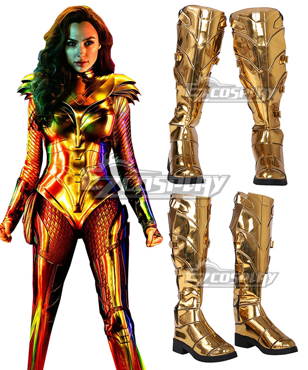 Prince   Wonder   Golden   Women   Shoe   Boot