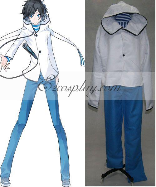 Devil Survivor Hibiki Kuze cosplay costume