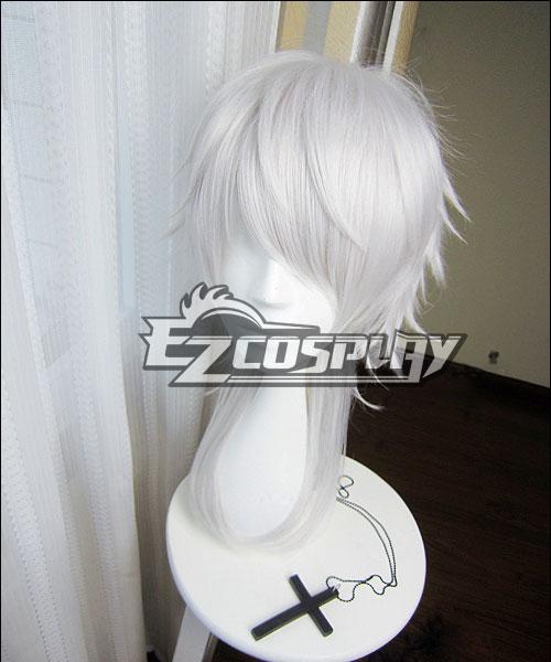 Touken Ranbu Online Tsurumaru Kuninaga White Cosplay Wig