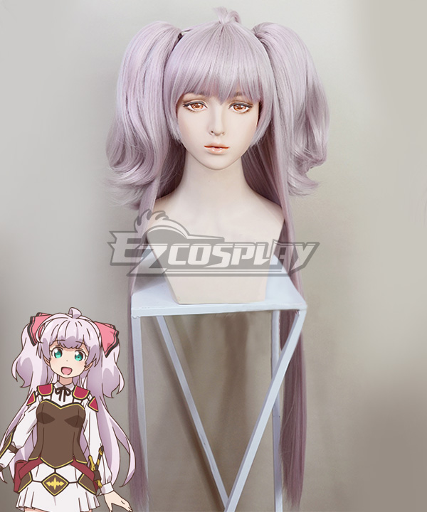 Didn't I Say to Make My Abilities Average in the Next Life! Adele von Ascham Pink Cosplay Wig