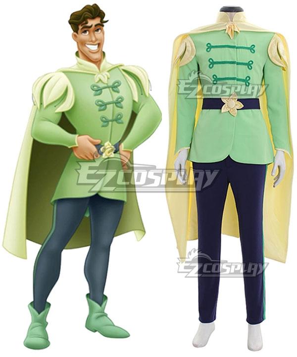 Princess | Costume | Prince | Disney | Frog
