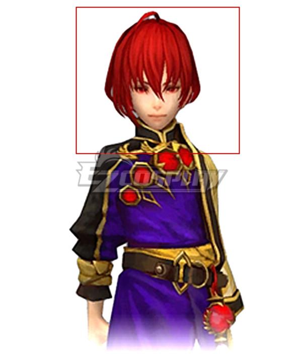 Dragon Nest Rubinart Red Cosplay Wig