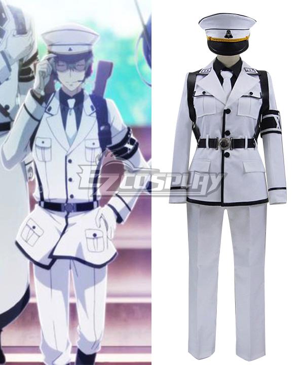 Aoharu x Machinegun Aoharu x Kikanjuu Nagamasa Midori Combat Cosplat Costume