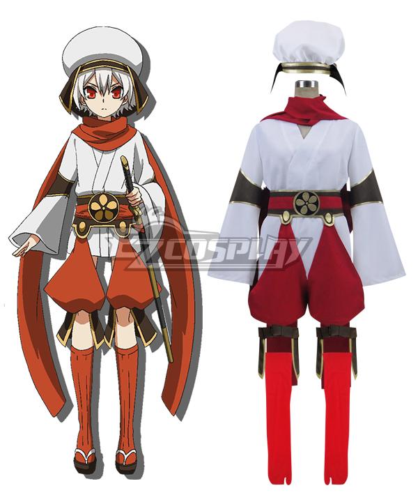 Chaos Dragon Sekiryuu Senyaku Keiosu Doragon Red Dragon Ibuki Cosplay Costume