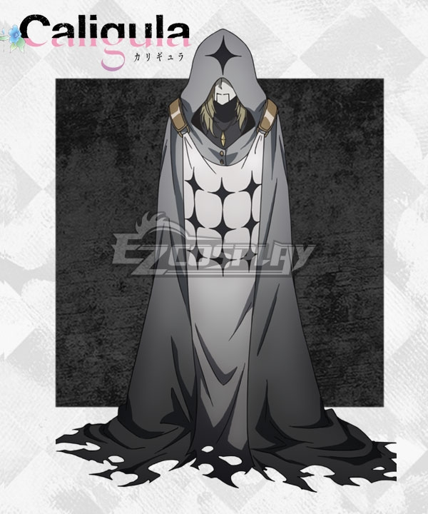 Caligula Shonen-Doll Cosplay Costume