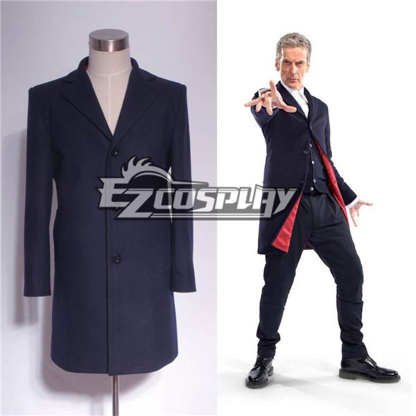Costume | Coat | Navy | Blue