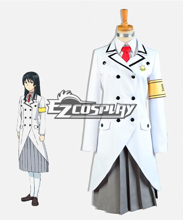 Shimoneta: A Boring World Where the Concept of Dirty Jokes Doesn¡¯t Exist Oboro Tsukimigusa Cosplay Costume