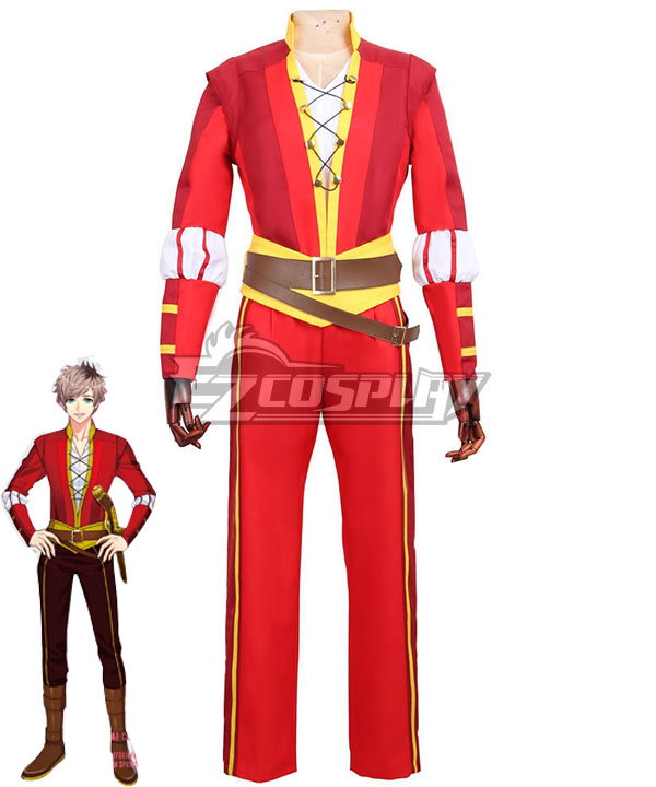 A3 AUTUMN Romeo and Juliet Tsuzuru Minagi Cosplay Costume