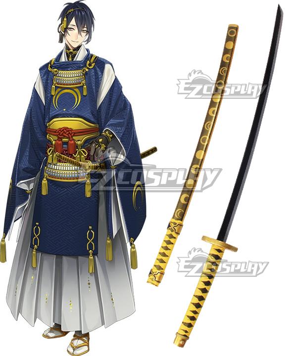 Touken Ranbu Mikazuki Munechika Sword Cosplay Weapon