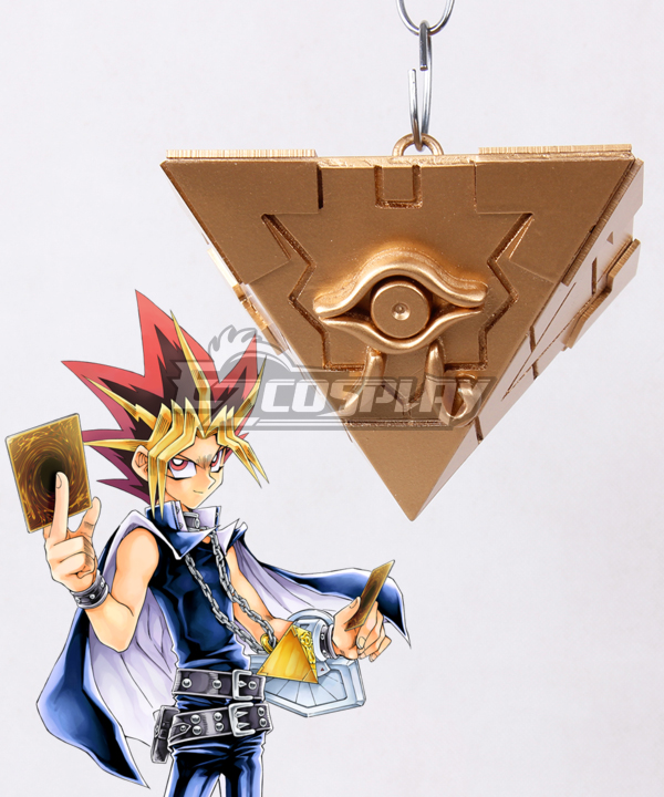 Yu-Gi-Oh Duel Monsters Yugi Muto Necklace Cosplay Prop