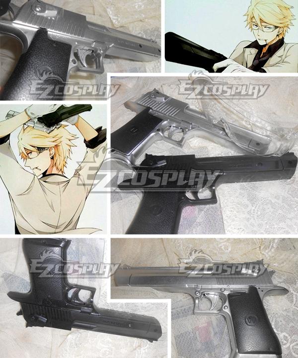 Aoharu x Machinegun Aoharu x Kikanjuu Masamune Matsuoka Toy ¡î Gun Gun Team Gun Cosplay Weapon Prop