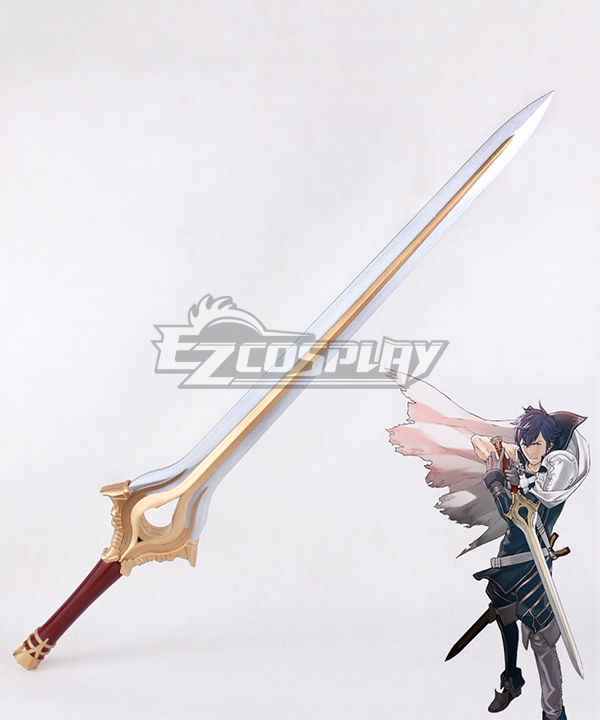 Fire Emblem Awakening Chrom Marth Lucina Swords Cosplay Weapon Prop