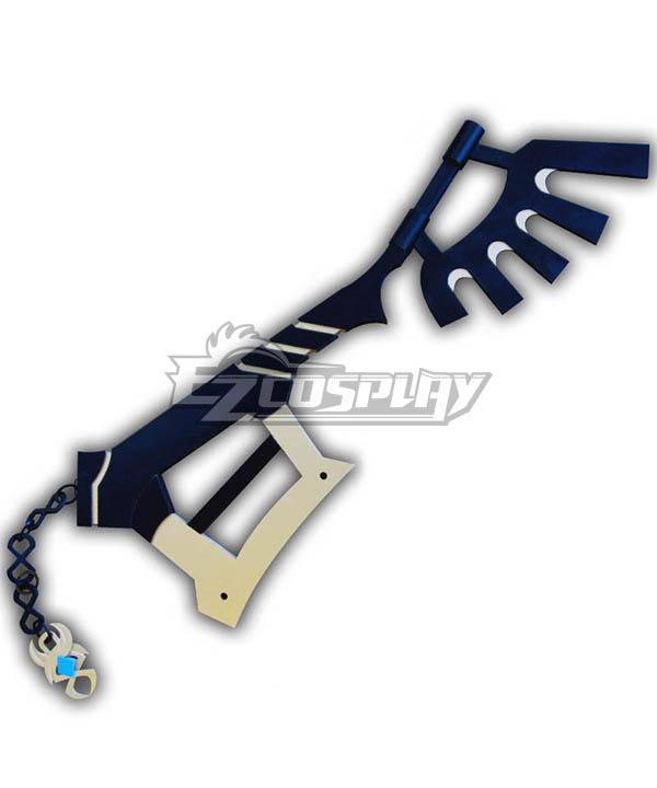 Kingdom Hearts Birth by Sleep Ventus Wayward Wind Keyblade Cosplay Weapon Prop