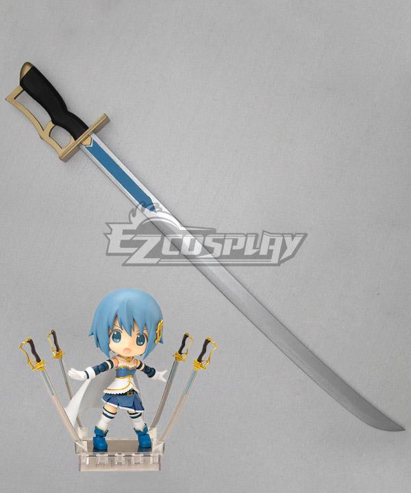 Puella Magi Madoka Magica Miki Sayaka Swords Cosplay Weapon Prop