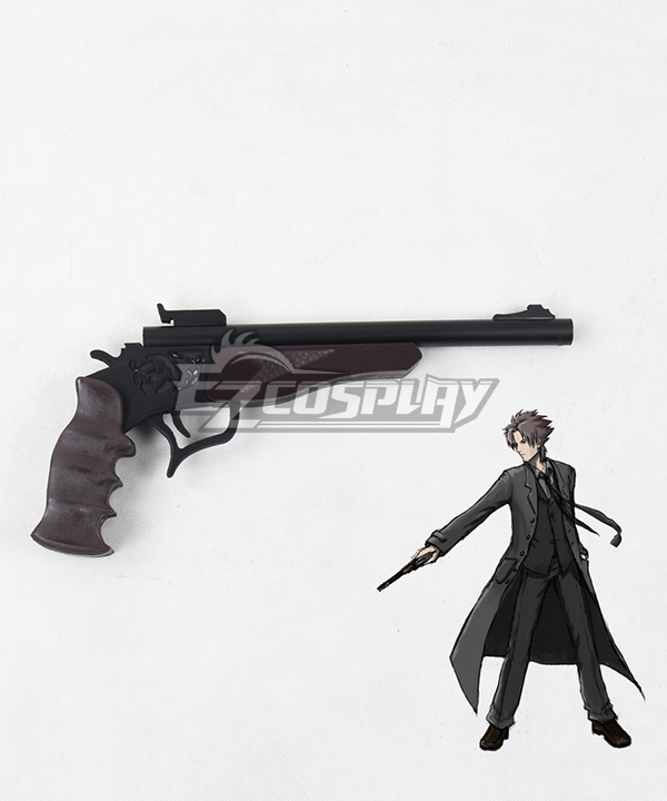 Fate Zero Emiya Kiritsugu Thompson Contender Gun Cosplay Weapon Prop