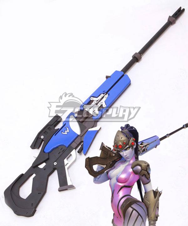Overwatch OW Widowmaker Amelie Lacroix Gun Cosplay Weapon Prop - A Edition