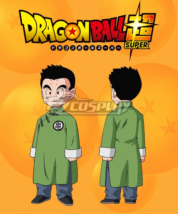 Dragon Ball Super Krillin Kuririn Cosplay Costume