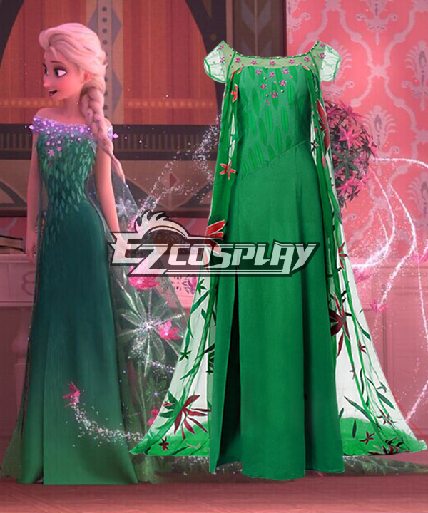 Birthday | Costume | Disney | Party | Queen | Dress | Elsa