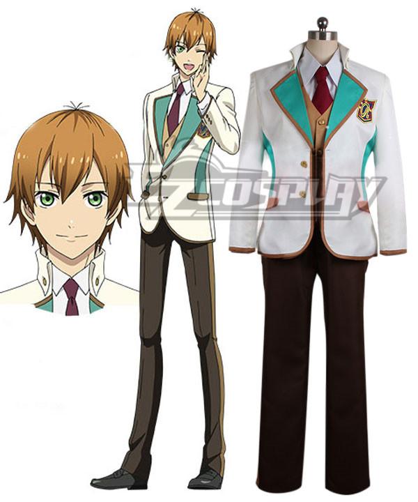 High School Star Musical Koukou Hoshi Kageki Star Mu Yuuta Hoshitani School Uniform Cosplay Costume