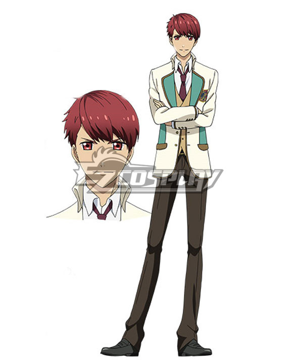 High School Star Musical Koukou Hoshi Kageki Star Mu Kakeru Tengenji School Uniform Cosplay Costume