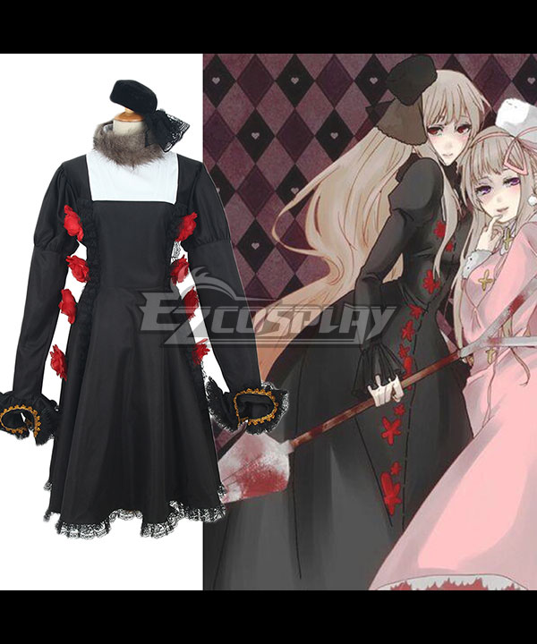 Axis Powers Hetalia The Beautiful World The Russian Federation Anya Braginskaya Cosplay Costume