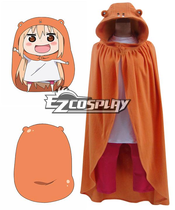 Himouto! Umaru-chan Doma Cosplay Costume