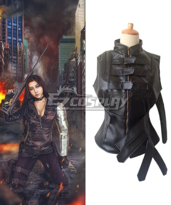 Marvel Comics Captain America 2 Winter Soldier Vest Cosplay Costume