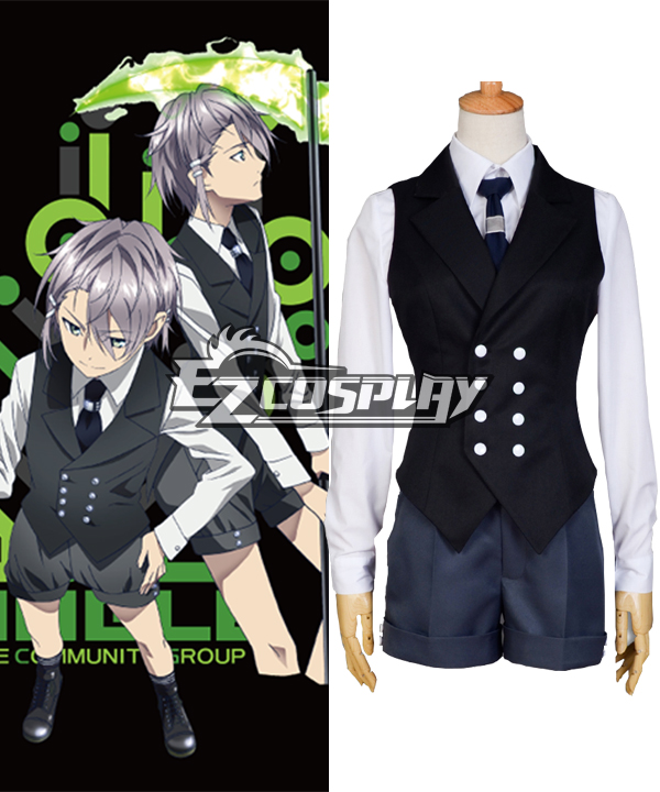 K Return Of Kings Sukuna Gojou Cosplay Costume - No coat