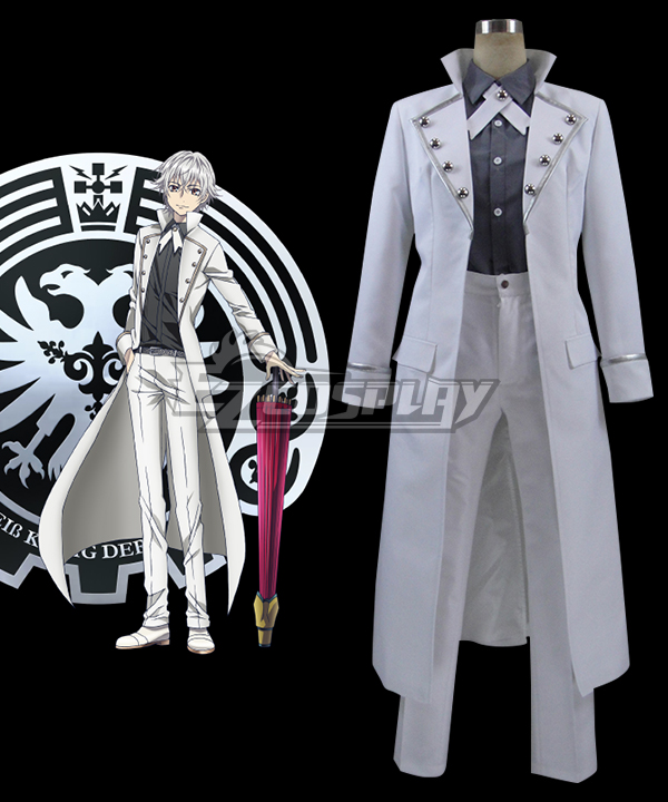 K RETURN OF KINGS Isana Yashiro Uniform Cosplay Costume