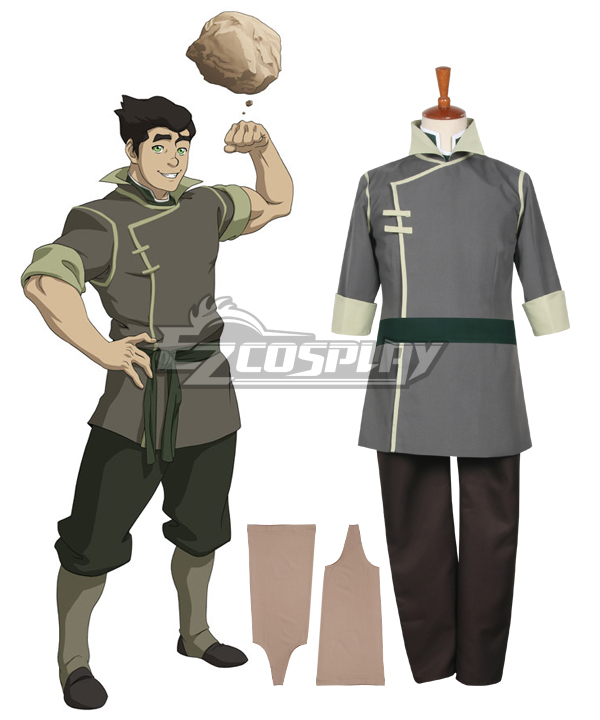 Legend of Korra Bolin Cosplay Costume
