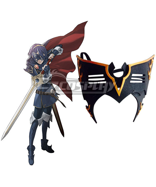 Fire Emblem Awakening Marth Lucina Mask Cosplay Accessory Prop