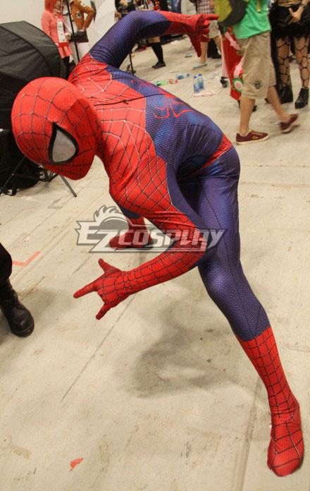 Spider-man | Spiderman | Halloween | Costume | Marvel | 3D