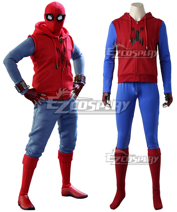 Spiderman | Costume | Marvel | Park | Man | Pet | Men | Red