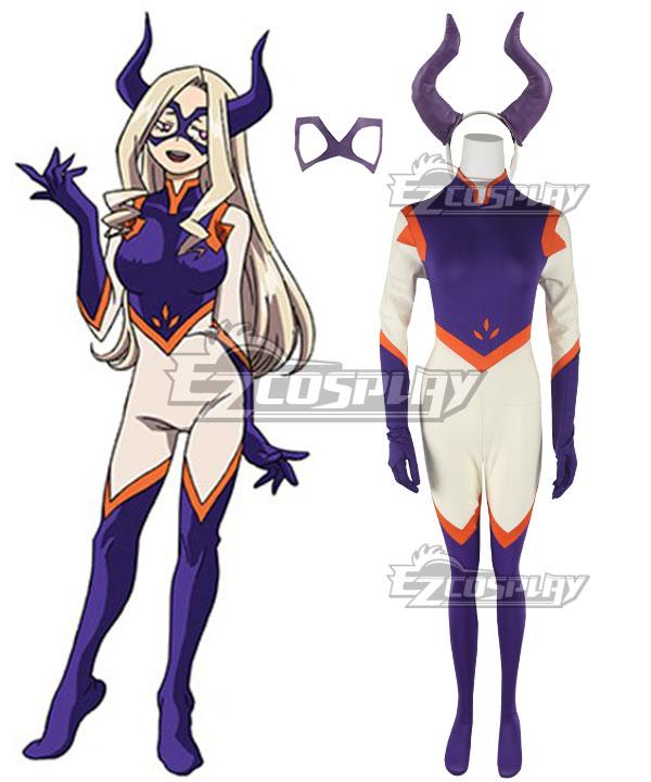 My Hero Academia Boku no Hero Akademia Mount Lady Cosplay Costume