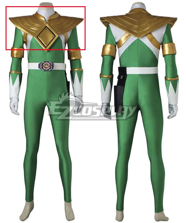 Costume | Mighty | Ranger | Range | Power | Green