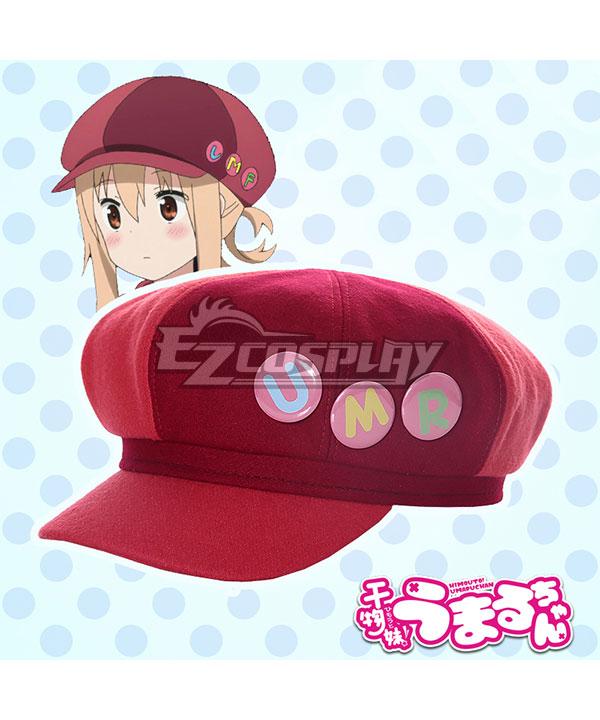 Himouto! Umaru-chan Doma Umaru UMR Cap Cosplay Accessory Prop