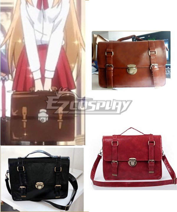 Himouto! Umaru-chan Umaru Doma School Bag Handbag Backpack Cosplay Accessory