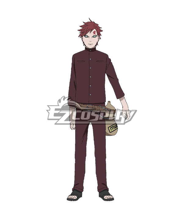 Naruto The movie The last Gaara Cosplay Costume
